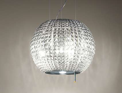 Captivating Crystal Chandelier Extractor Fan Gallery - Chandelier ...